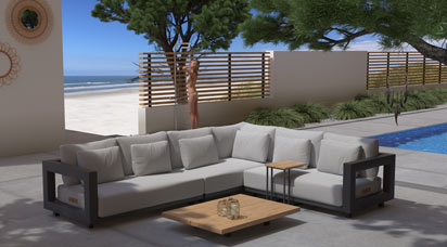 Metropolitan loungeset