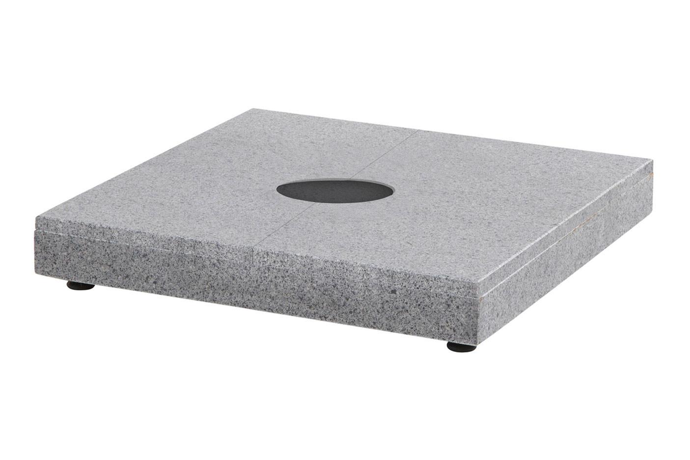 Granite base Anthracite 180 kgs.