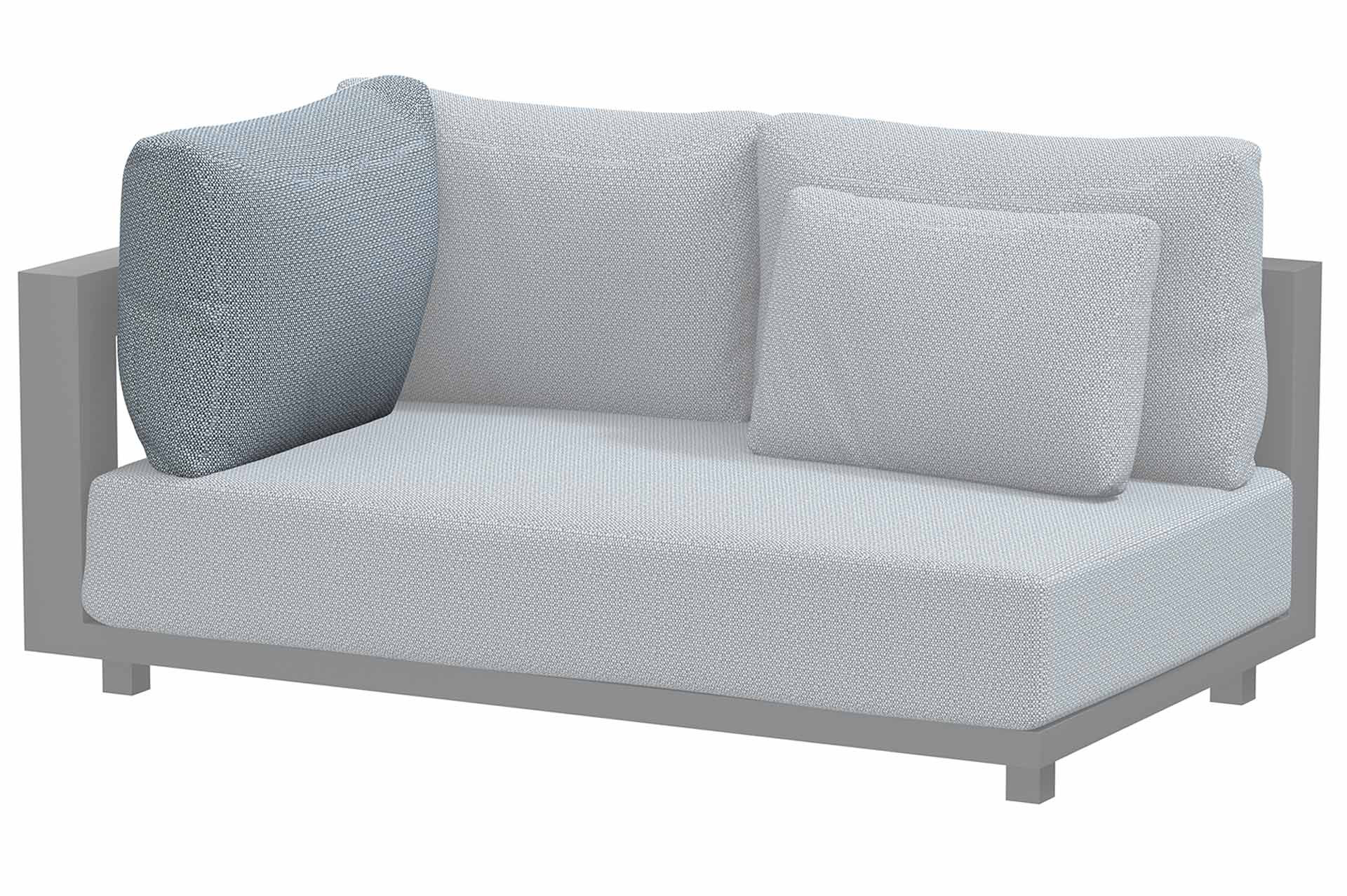 Metropolitan corner cushion big