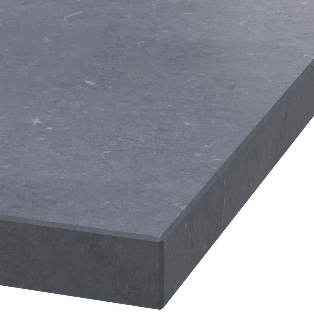 Blad 50mm dik Belgisch hardsteen (gezoet)