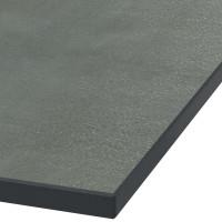 Blad 30mm dik Absolute Black graniet (gevlamd)