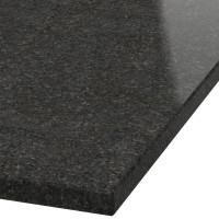 Blad 30mm dik Black Pearl graniet (gepolijst)