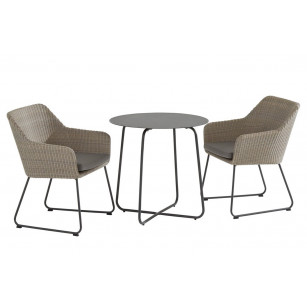 Avila pebble dining set