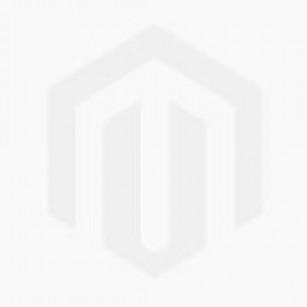 Rechthoekige Dekton Entzo tafel met gecoat stalen Ferrara onderstel