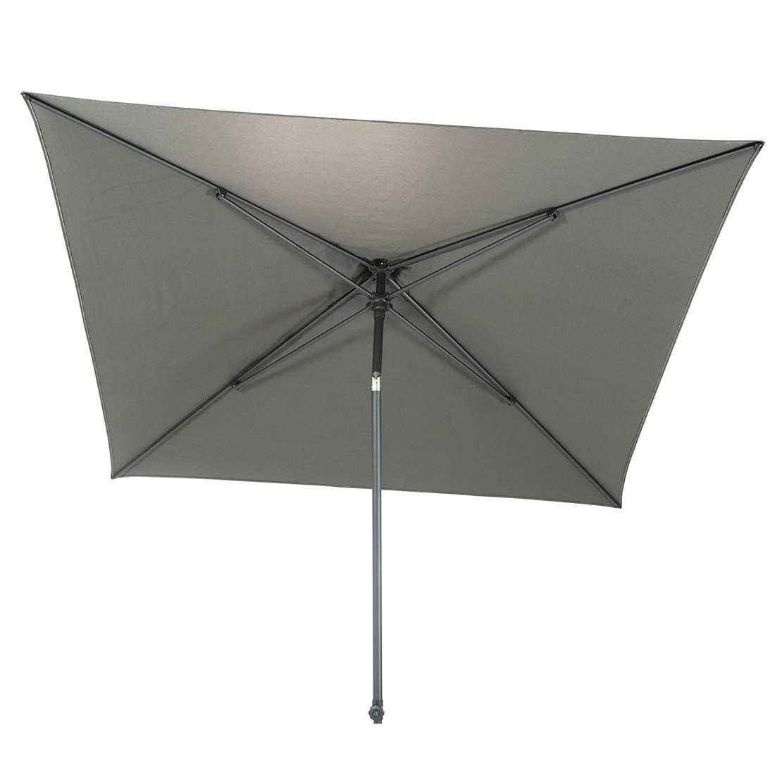 Azzurro 250 x 250 cm Mid Grey