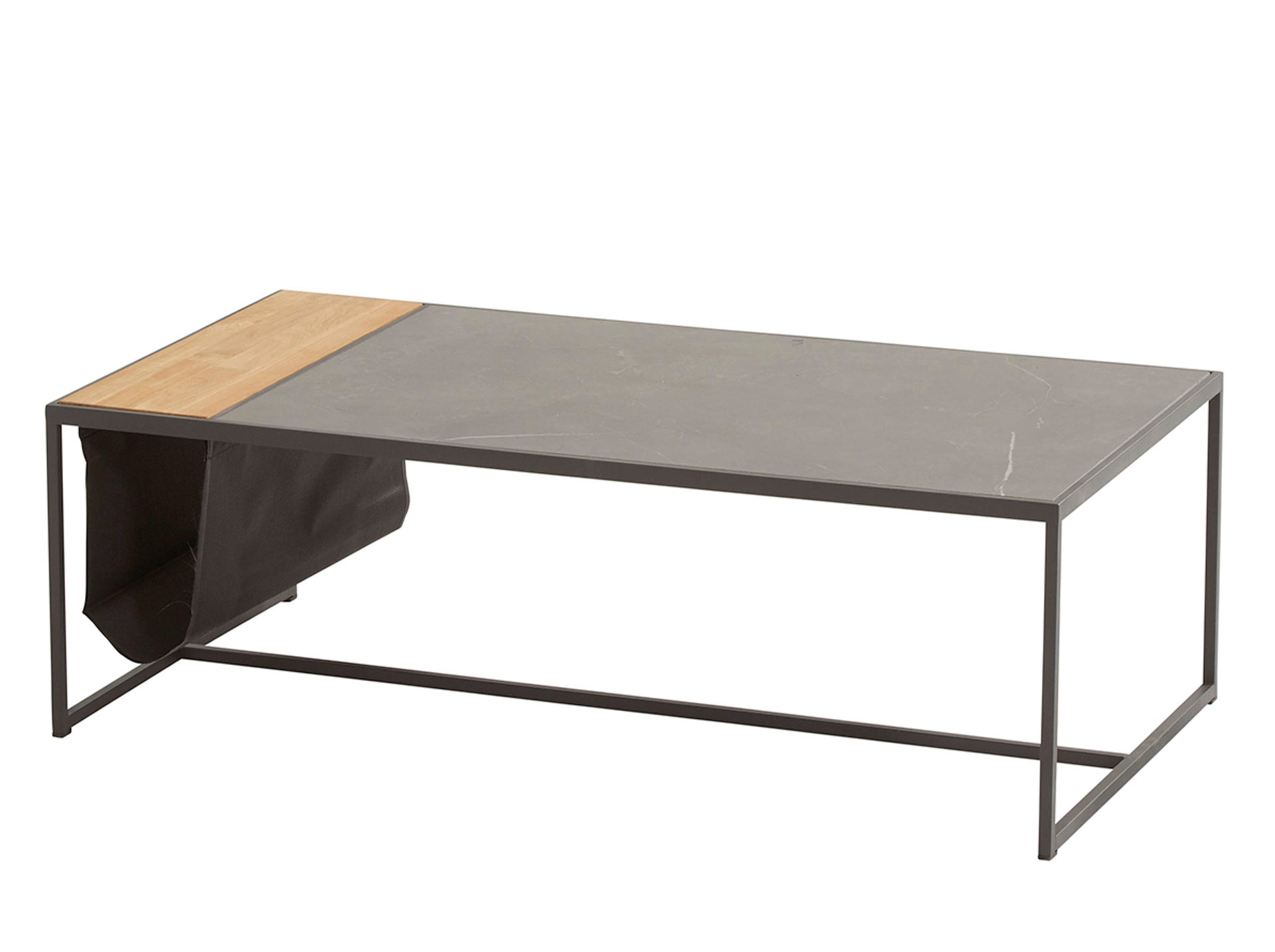 Atlas coffee table ceramic rectangular 122 x 62 x 35 cm