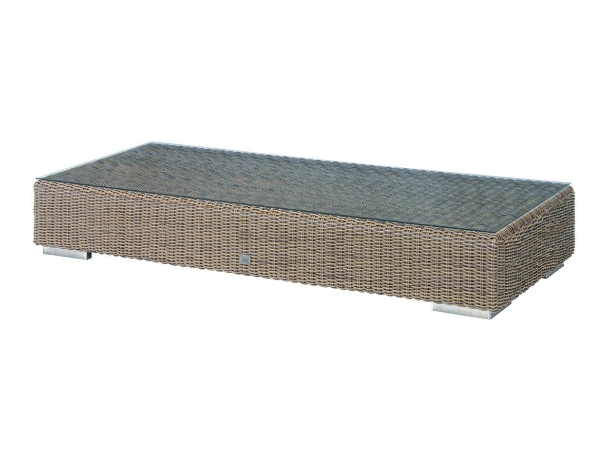 Kingston lounge tuintafel 180 x 80cm