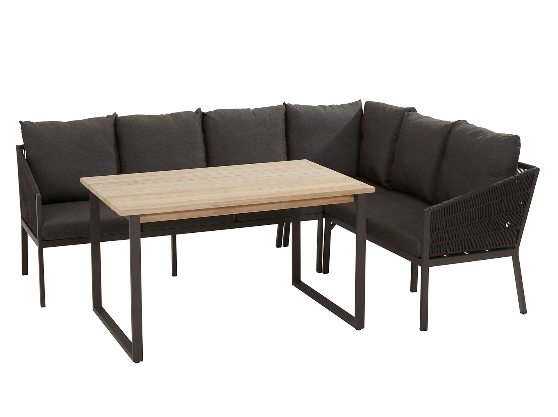 Cruz dining set 3-delig