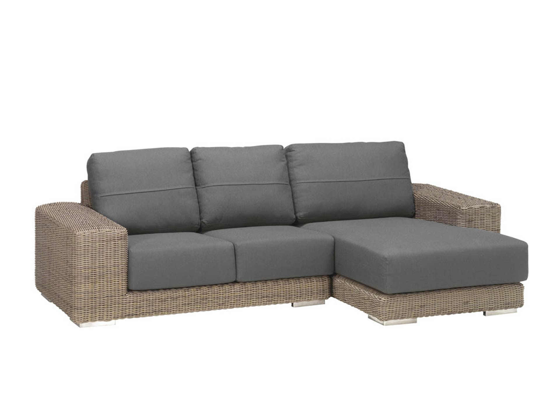 Kingston loungebank met chaise lounge