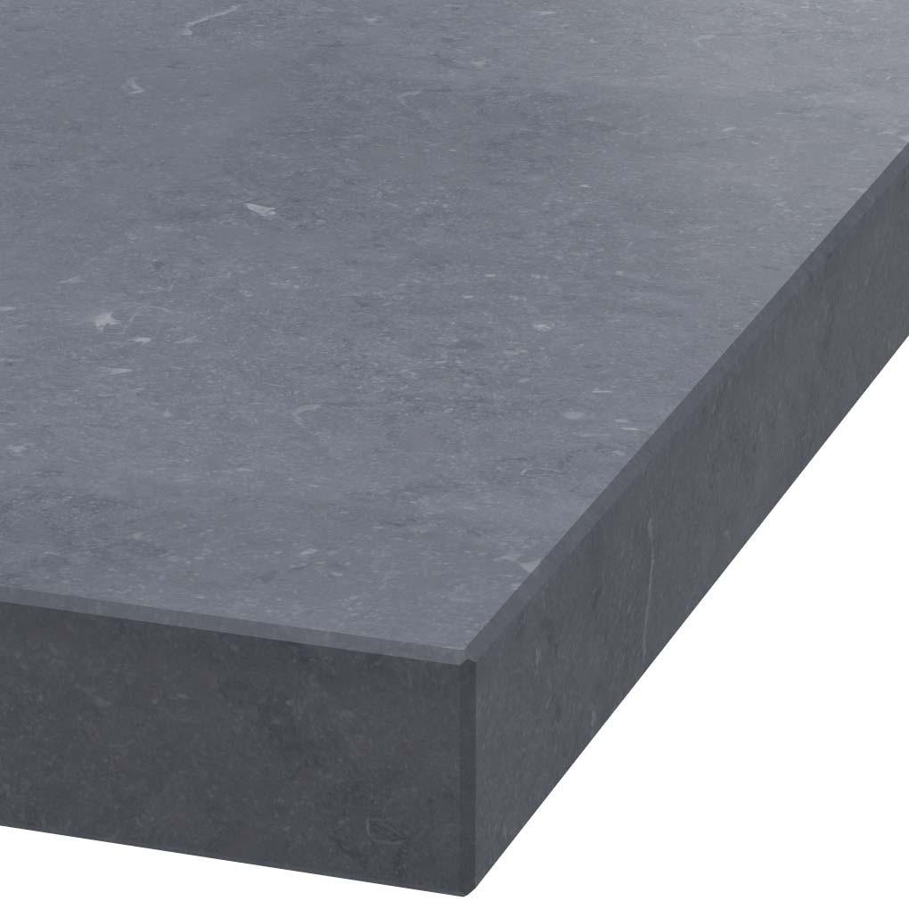 Blad 60mm dik Belgisch hardsteen (gezoet)
